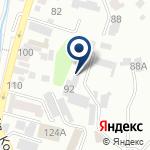 Компания Казахстан Электро на карте
