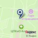 Компания AQUA PARK на карте