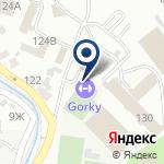 Компания Gorky Tennis Park на карте