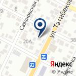 Компания Алматинский областной центр психического здоровья и наркологических расстройств на карте
