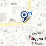 Компания Krasno.kz на карте