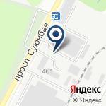 Компания КазтехтрансПлюс на карте