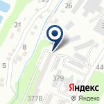 Компания Студия по наращиванию ресниц на карте