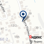 Компания КАЗГЕОКОСМОС, АО на карте