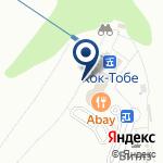Компания Караоке 1100 на карте