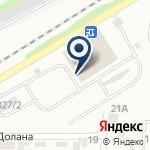 Компания Муниципальный автобусный парк г. Алматы на карте