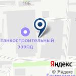 Компания Кастинг, ТОО на карте
