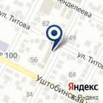 Компания У Дынечки на карте