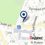 Компания Batut.kz на карте