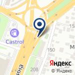 Компания Мост-2, ПКСК на карте