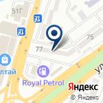 Компания Меридиан Логистик на карте