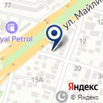 Компания KazАвто на карте