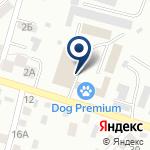 Компания Ивановская марка на карте