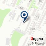 Компания Альтаир, КСК на карте