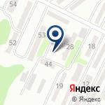 Компания A@K LTD, ТОО на карте