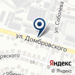 Компания ЕТС-Казахстан на карте