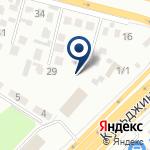 Компания Ак-бата-21 на карте