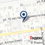 Компания Думан на карте