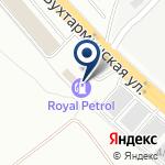 Компания Royal Petrol на карте
