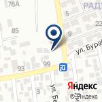 Компания Гаухар, магазин бытовой химии на карте
