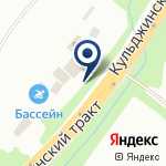 Компания Керуен на карте