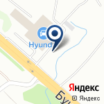 Компания Hyundai Com Trans Kazakhstan, ТОО на карте