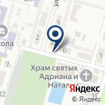 Компания Областная ДЮСШ, пос. Отеген Батыр на карте