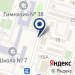 Компания Нотариус Смагулова Г.Б. на карте