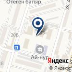 Компания Телефон доверия, Департамент по борьбе с экономической и коррупционной преступностью по Алматинской области на карте