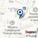 Компания Мастерская по ремонту и пошиву одежды на карте