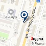 Компания Алем на карте