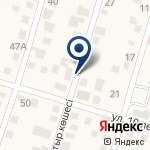 Компания Нотариус Ыдырышев М.К. на карте