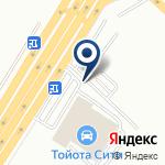 Компания Тойота Сити на карте