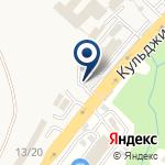 Компания Экзаменнационный отдел ОАП Талгарского районного УВД на карте