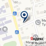 Компания Магазин строительных и отделочных материалов на карте
