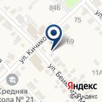 Компания Киоск по продаже бытовой химии на карте
