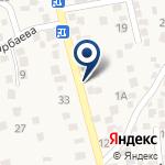 Компания Олжа, продовольственный магазин Агыбаева на карте