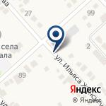 Компания Почтовое отделение связи с. Гульдала на карте