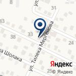 Компания Куралай, магазин на карте