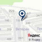 Компания Ветеран на карте