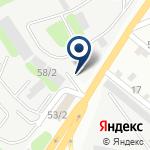 Компания Камаз на карте