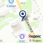 Компания ЕВРОГИДРОСЕРВИС, ТОО на карте