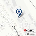 Компания Стеклоцентр-восток, ТОО на карте