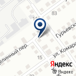 Компания Elex Vostok на карте