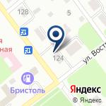 Компания Алтайремстрой, ТОО на карте
