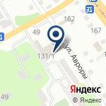 Компания Посейдон КЗ, ТОО на карте