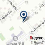 Компания Алматинский дрожжевой завод, ТОО на карте