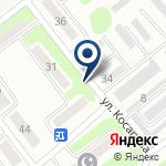Компания Библиотека №11 Акимата г. Усть-Каменогорска на карте
