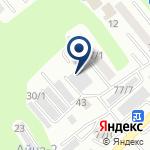 Компания Динамика УКа, ТОО на карте