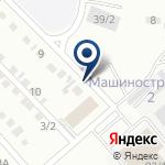 Компания РОССИКА ПЛАСТ, ТОО на карте